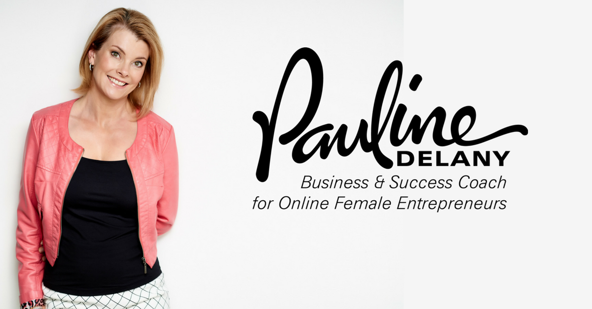 Business & Success Coach for Online Female Entrepreneurs